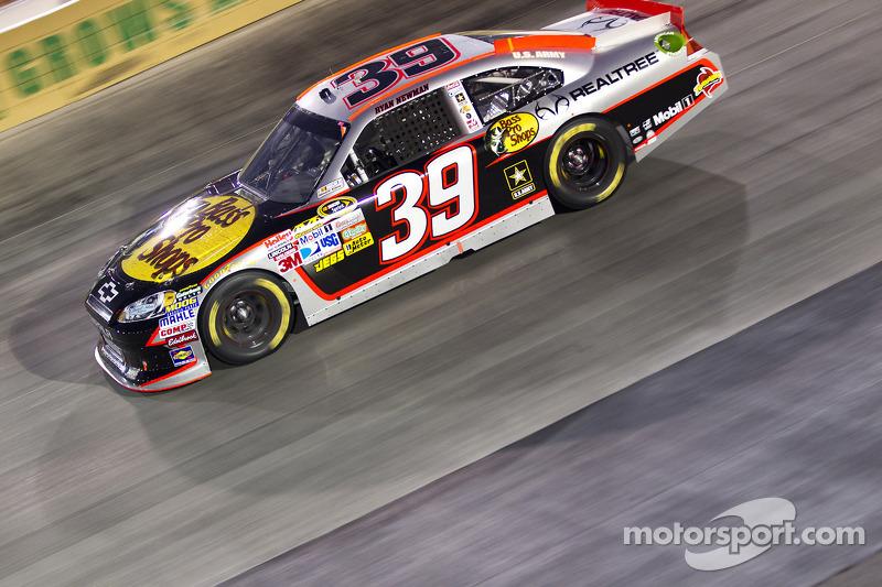 Newman Bristol II race report