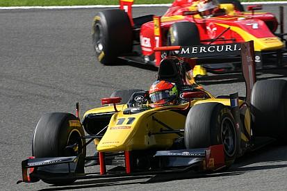 DAMS Spa race 2 report