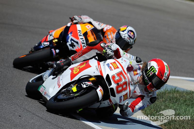 Gresini Racing Indianapolis GP race report