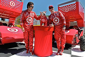 IndyCar Chip Ganassi Racing Sonoma race report