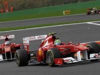 Time since 2008 title tilt 'intense' admits Massa