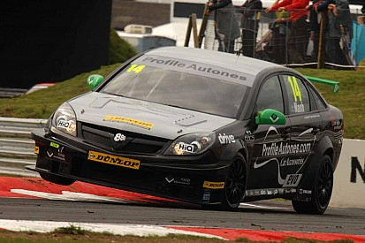 Triple 8 set for Knockhill fight