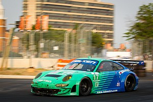 ALMS Porsche Motorsport Baltimore race report