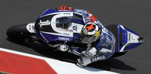 Lorenzo closes title fight at San Marino GP