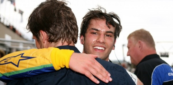 Magnussen wins at Rockingham, Nasr earns 2011 title