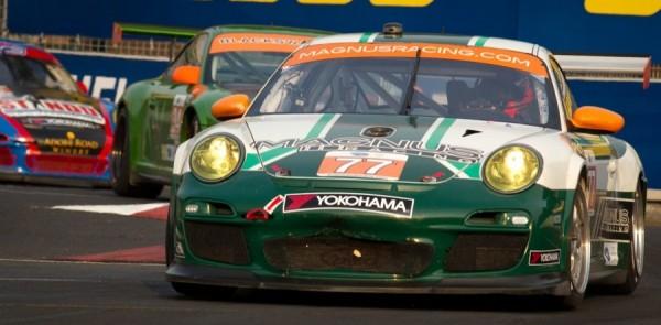 Magnus Racing Baltimore race report