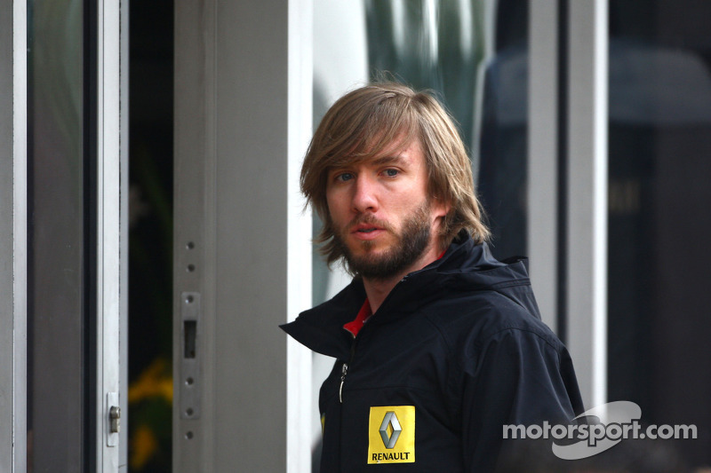 BMW insists 'no comment' on Heidfeld/DTM rumours