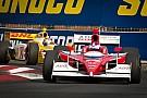 AJ Foyt Racing Baltimore race report