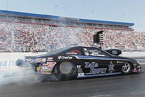 NHRA Enders Indianapolis final report