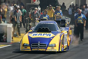 NHRA Capps Indianapolis final report