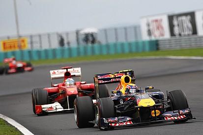 Webber pass too risky and 'stupid' - Berger