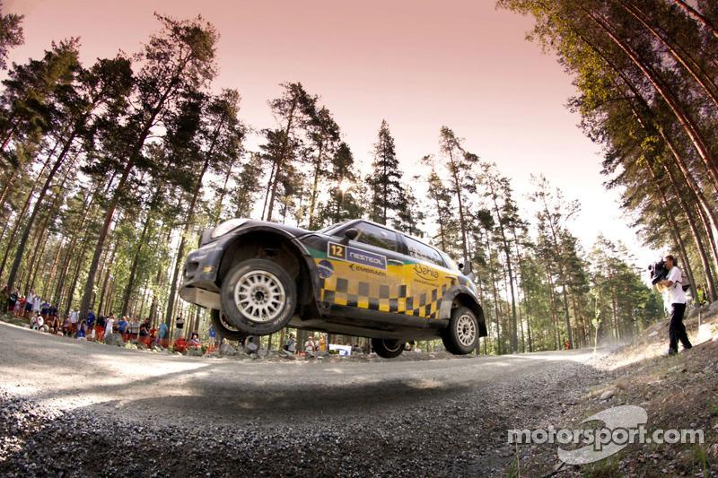 Brazil WRT Rally Australia stage 2 notes