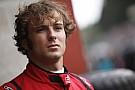 Series Monza practice report