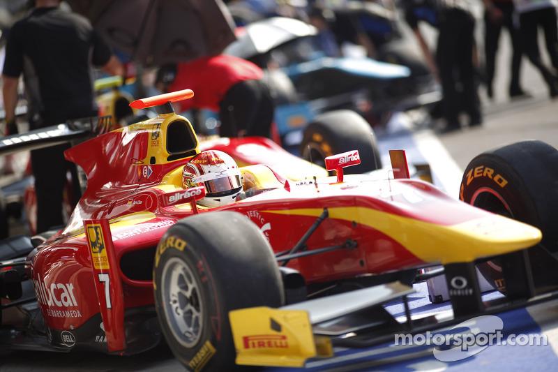 Racing Engineering Monza qualifying report