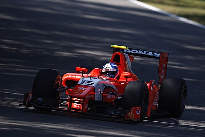 Arden Monza qualifying report