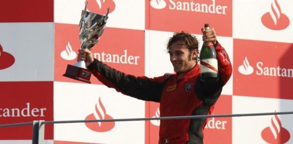 Home town hero Filippi wins Monza feature