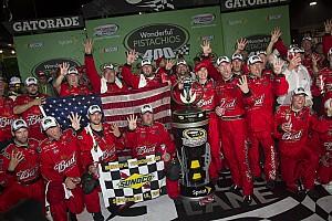 NASCAR Cup Series Richmond II contingency awards