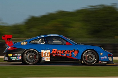 Ende looks to gain points at Laguna Seca