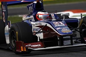 FIA F2 Trident Racing Monza race 2 report