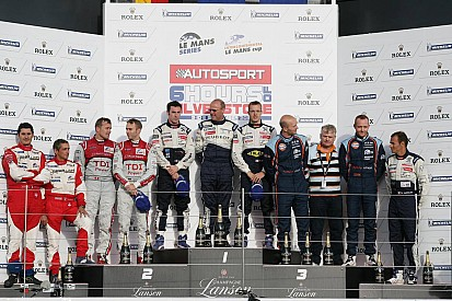 Le Mans Series Silverstone race report