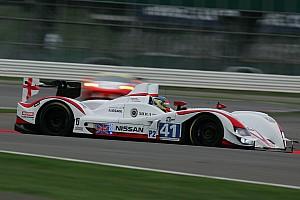 European Le Mans Zytek Silverstone race report