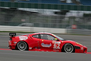 European Le Mans CRS Racing Silverstone race report