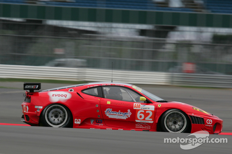 CRS Racing Silverstone race report