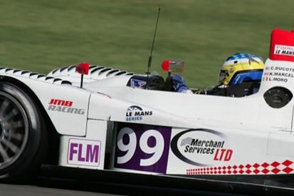 Chapman Ducote pleased with Silverstone podium