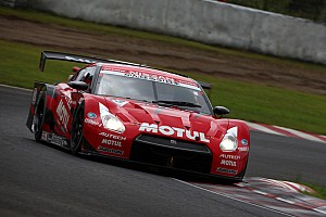 Super GT Benoît Tréluyer Fuji event summary