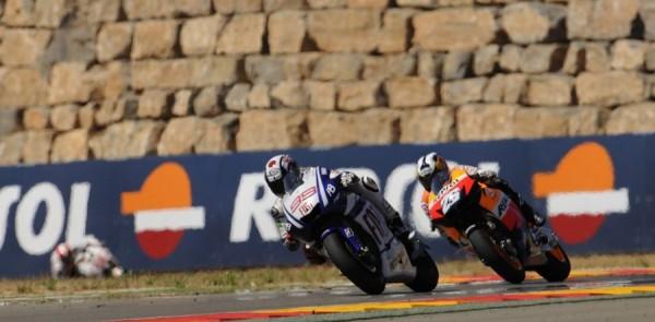 Series returns to Spain for Aragon GP