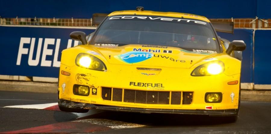 Corvette focused on success at Laguna Seca