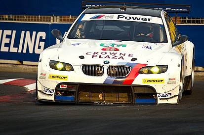 BMW Team RLL prepared for Laguna Seca
