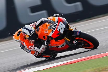 Bridgestone Aragon GP Friday report