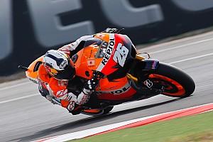 MotoGP Bridgestone Aragon GP Friday report