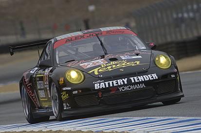 Alex Job Racing Laguna Seca qualifying report