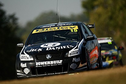 Jack Daniel's Racing L&H qualifying report