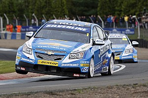 BTCC Series Rockingham qualifying report
