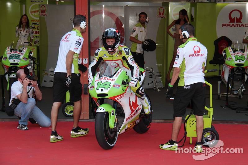 Pramac Racing Aragon GP qualifying report