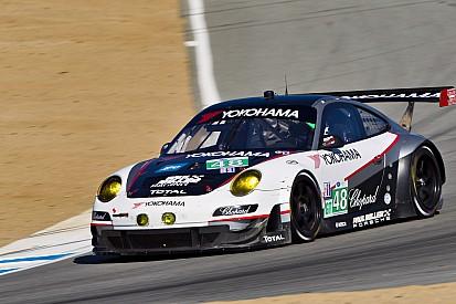 Paul Miller Racing Laguna Seca race report
