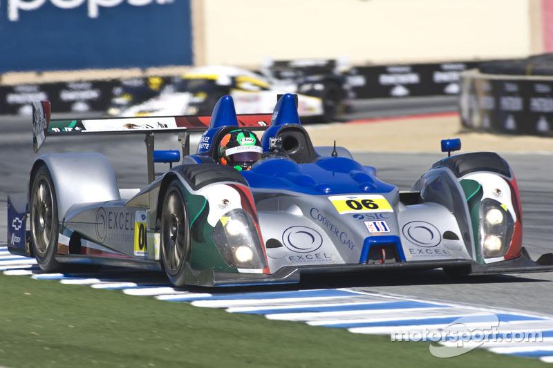 CORE autosport Laguna Seca race report