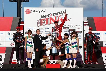 Series Motegi race report