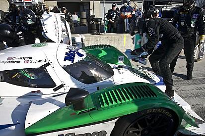 Dunlop Tires Laguna Seca race report
