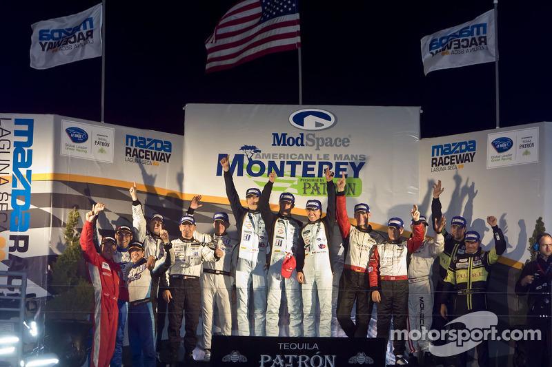 Ende Laguna Seca race report