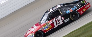 NASCAR Cup Stewart wins fuel mileage Cup race at Chicagoland