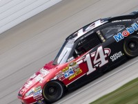 Stewart wins fuel mileage Cup race at Chicagoland