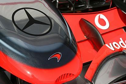 McLaren confident of V6 future with Mercedes