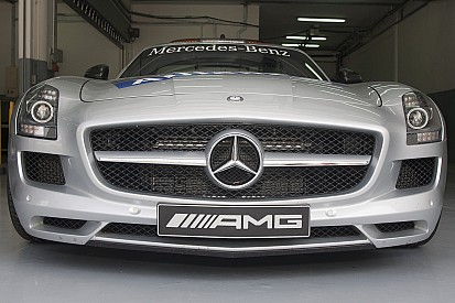 Mercedes Singapore GP Feature - the Safety Car