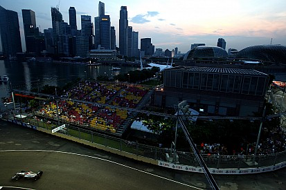 Renault Sport Preview Singapore GP