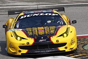 European Le Mans James Walker heads to Estoril finale