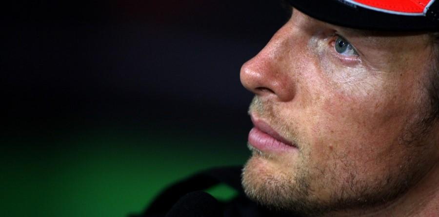 Button is Formula One's 'best number 2' - Eddie Irvine